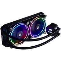 名龙堂 台式电脑一体式水冷散热器多平台CPU水冷风扇 MC-2   240