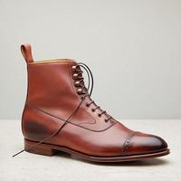 一双到位,英伦男靴品牌精选榜