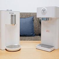 橘子装修记 篇三十一:多喝热水,净水机好搭档 :北鼎速热饮水机 VS 西屋即热饮水机 对比体验