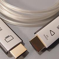 光纤HDMI线材到底怎么样?FIBBR光纤HDMI线 2.0版使用评测