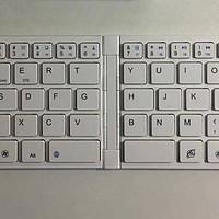 BOW航世 折叠蓝牙键盘