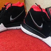 二丁目的篮球鞋 篇六十:乍看丑,细看却不错的欧文4红砖—nk kyrie 4 红砖