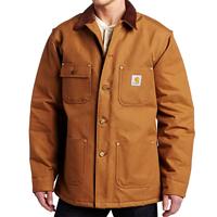识衣间 VOL.98:男士必备单品,Chore Coat 的前世今生