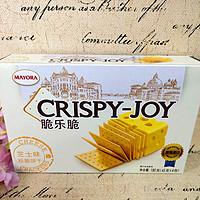 临期价脆乐脆芝士味松脆饼干印尼进口休闲下午茶点心含4小包180克