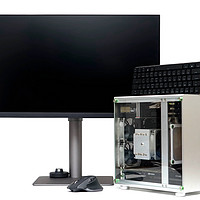 ITX大法好! 篇七:AsrockRack C422 WSI / Benq PD2720U打造18核RTX4000专业ITX工作站