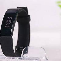 运动随行记录在手 Fitbit Inspire HR智能手环评测