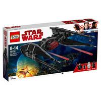 乐高(LEGO)STAR WARS星球大战系列小颗粒塑料拼插积木玩具 75179 凯洛伦的TIE战机
