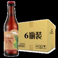 角头鲨90分钟美国IPA啤酒进口啤酒Dogfish Head 355mL*6瓶 6瓶装