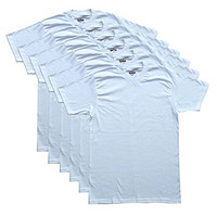 Kirkland Signature 男式 3 件装/6 件装精梳棉 T 恤