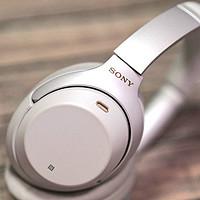 """头戴式耳机,降噪音质巅峰""""芯""""升级 ,索尼 WH-1000XM3"""