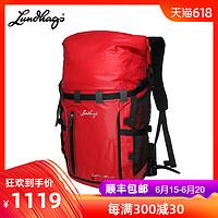 骚气的红色背包为什么总是户外男人眼中的最爱?