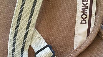 杜马克——一款美式单肩通勤摄影包
