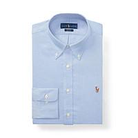 PoloRalphLauren男装经典款经典版型免烫正装衬衫RL10515
