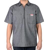 Ben Davis BDS Adult's Striped SS Work Shirts