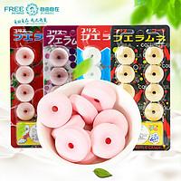 日本进口可利斯口哨糖22g附小玩具儿童糖果休闲怀旧零食品小吃