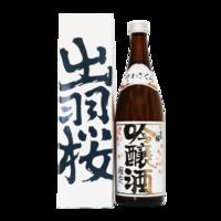DEWA-ZAKURA 出羽樱 樱花 吟酿酒 720ml