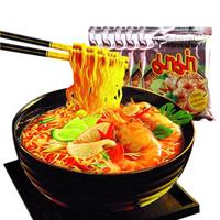 泰国妈妈牌方便面冬阴功酸辣虾浓汤清汤辣味咖喱海鲜55g*5袋55g*5袋海鲜火锅