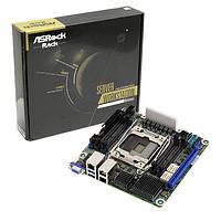 ASRockRackC422WSI/IPMI永擎服务器工作站主板LGA2066itx