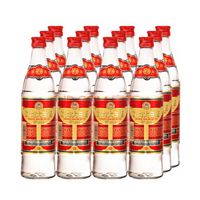 双沟大曲53度500ml*12瓶整箱装白酒口感绵柔浓香型