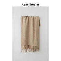 AcneStudiosCanadaNew羊毛保暖流苏围巾