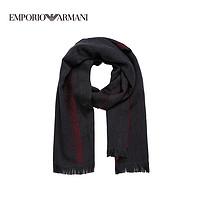 EMPORIOARMANI/阿玛尼2019秋冬新男女欧美时尚围巾
