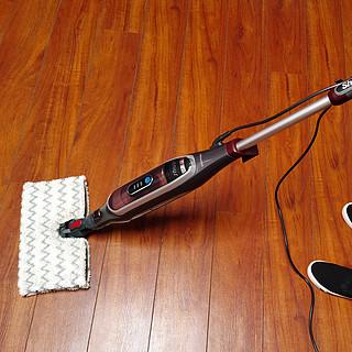 鲨客P4蒸汽拖把 地板清洁好帮手