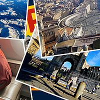 不油腻的大叔的包们 篇十二:日行两万里,与Osprey光线一起游罗马