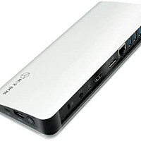 ICYBoxType-C扩展坞60121Charging 1x4KDisplayPort&HDMI