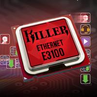 有线网络接口终于突破千兆:Killer E3100杀手系列 2.5G有线网卡低调上市