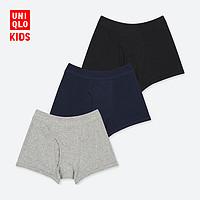 童装/男童短裤(3件装)(内裤)414267优衣库UNIQLO