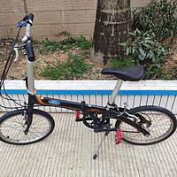 赐你一次重生的机会——翻新福特ABA071折叠自行车