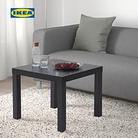 IKEA宜家LACK拉克边桌DOFTA多夫塔香味混合植物组合现代简约客厅