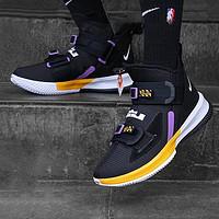 Nike/耐克男鞋新款正品詹姆斯战士13实战篮球鞋AR4228-004-002
