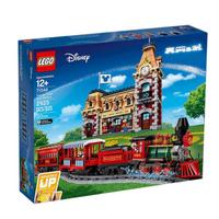 乐高 LEGO  迪士尼同款 迪士尼 经典乐园火车 可遥控 礼品收藏 71044