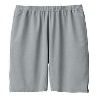 无印良品MUJI男式吸汗速干短裤