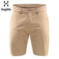Haglofs耐磨防拨水徒步休闲短裤603794欧版
