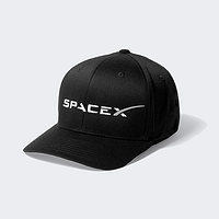 SpaceX Cap FLEXFIT代工 可选尺码