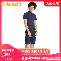 Timberland添柏岚男装20春装新款休闲宽松工装短裤|A2BFE