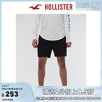 Hollister2020年春季新品工装风休闲短裤7英寸内缝男305463-1