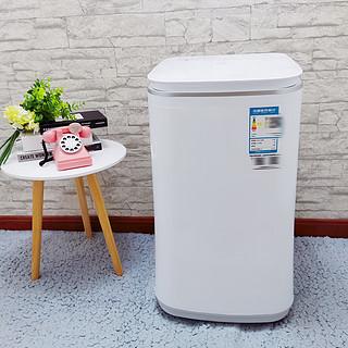 米家全自动迷你洗衣机,专属宝宝的健康呵护