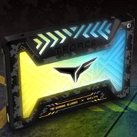十铨与华硕推出TUF联名款2.5寸RGB固态硬盘及M.2固态硬盘