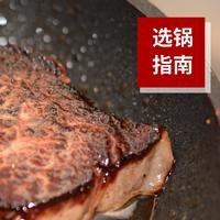 关于牛排 篇四:新手用煎锅指南(上)