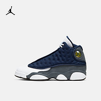 Jordan官方AIR JORDAN 13 RETRO (GS)AJ13复刻大童运动童鞋884129