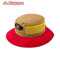 Kappa卡帕海贼王联名渔夫帽2020新款情侣男女遮阳帽K0AY8MX18O