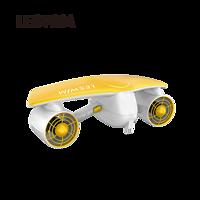 【微孚智能】LESWIMS2水下推进器海边泳池潜水游泳爱好者专用无级变速动力强劲可调节档位安全防水相机接口