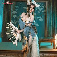 预售Uwowo悠窝窝王者农药不知火舞cos魅语cosplay服装和服浴衣