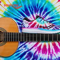 Saucony索康尼音乐节特别款KINVARA菁华10男女跑鞋竞速跑步鞋