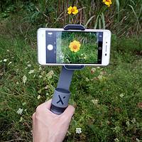 数码产品 篇六十六:口袋中的稳定器,智云Smooth-X手机智能云台体验
