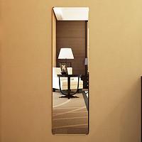 镜子贴墙等身挂墙穿衣镜壁挂粘贴镜片自粘全身镜家用可以贴的镜子