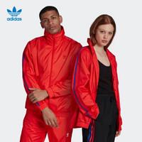 阿迪达斯官网adidas三叶草3DTF3STRPTT男装运动外套GE6248亮粉红荧光XS(参考身高:167~172CM)
